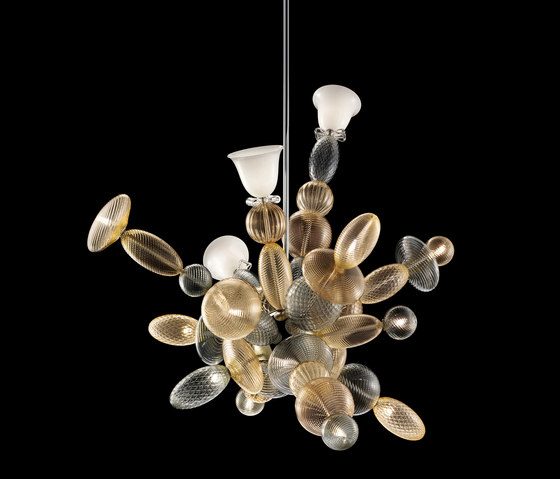 Perseus by Barovier&Toso | Suspended lights