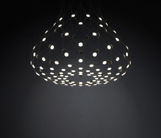 mesh allgemeinbeleuchtung von luceplan architonic. Black Bedroom Furniture Sets. Home Design Ideas