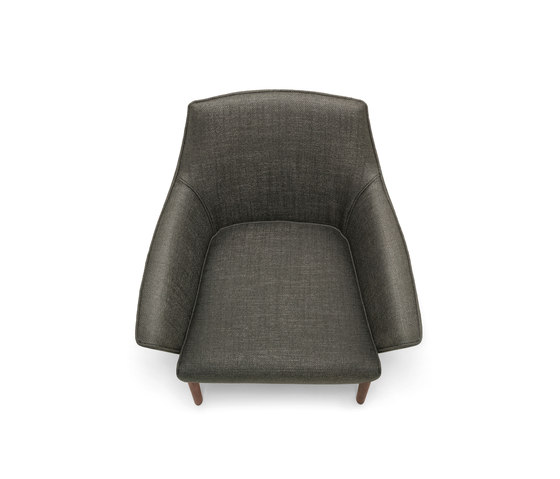 Alina Small Armchair by Giorgetti | Chairs