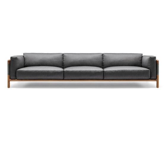 Urban Two-seat Sofa by Giorgetti   Sofas