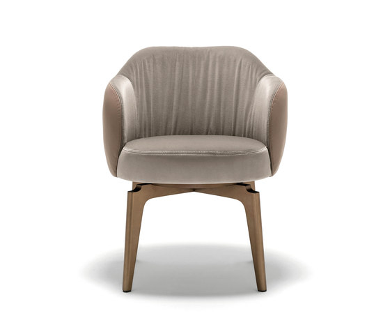 Elisa Small Armchair by Giorgetti | Chairs