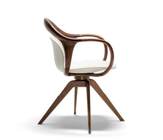 Norah Small Armchair von Giorgetti | Stühle