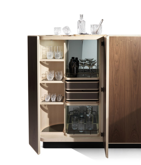 Mini Bar Kitchen: MOORE CABINET - Sideboards From Giorgetti