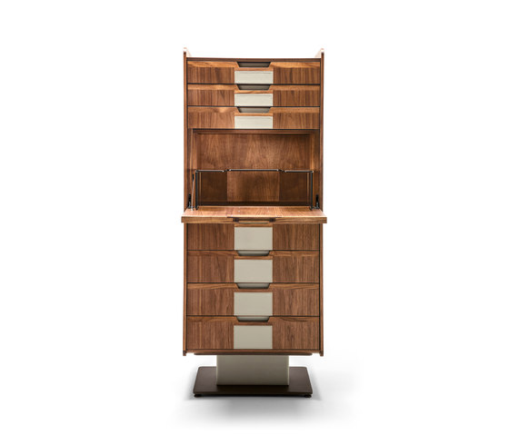 Corium Seven-Drawer Chest by Giorgetti | Sideboards