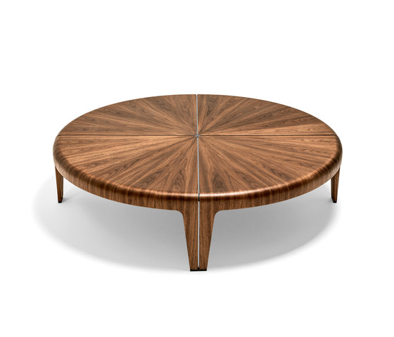 ROUND LOW TABLE - Coffee Tables From Giorgetti