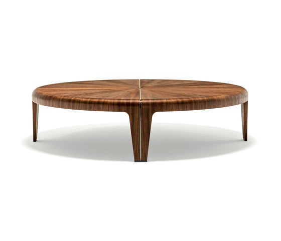 Round Low Table by Giorgetti | Coffee tables