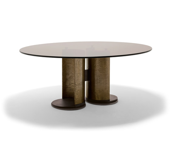 Circle Low Table by Giorgetti | Dining tables