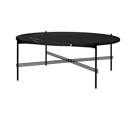 TS Table Ø105 de GUBI | Mesas de centro