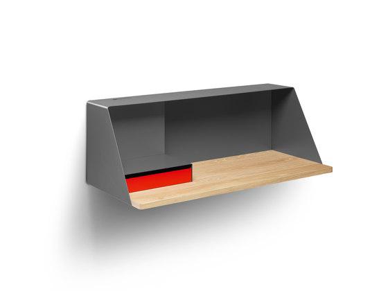 PS03 von Müller Möbelfabrikation | Schreibtische