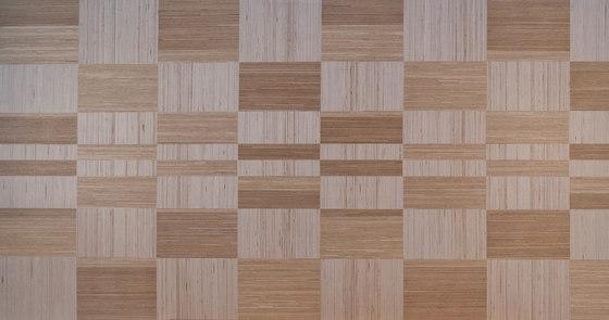 Plexwood - Geometrisch Rechteckig von Plexwood | Holz Furniere