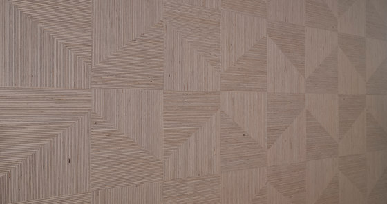 Plexwood - Geometric Trapezium by Plexwood | Wood veneers