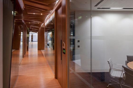 Plexwood Aplicación - CBRE Global Investors de Plexwood   Planchas de madera
