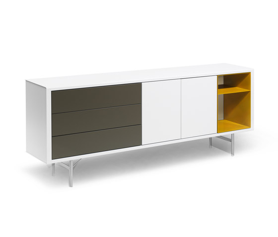 modular regal sideboardsysteme von m ller. Black Bedroom Furniture Sets. Home Design Ideas
