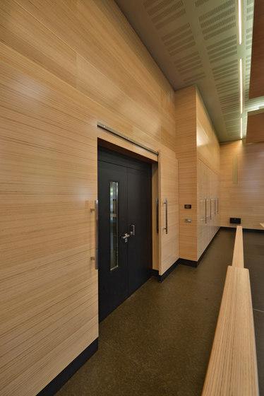 Plexwood Applicazione - WBG (Housing Cooperative) Einheit di Plexwood | Pannelli