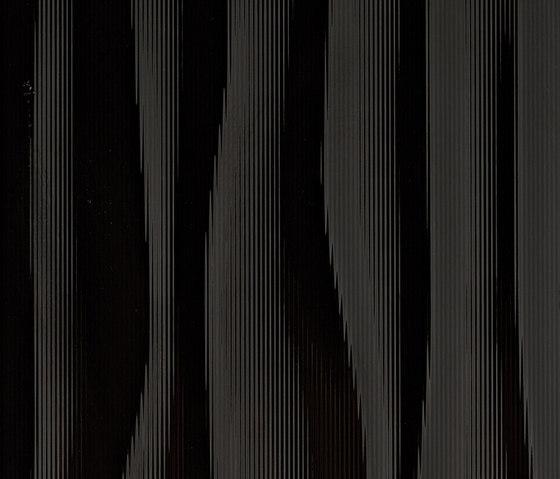 Millenium flow negro brillo by KERABEN | Ceramic tiles