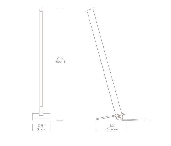2ft Table Torch di STICKBULB | Illuminazione generale