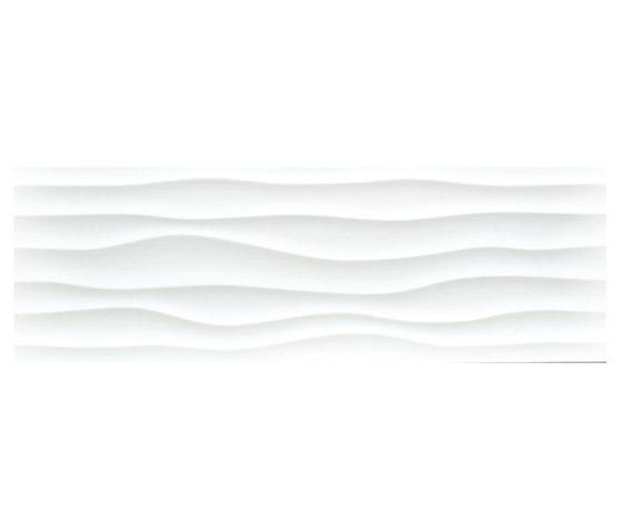 Millenium flow blanco mate de KERABEN | Carrelage céramique
