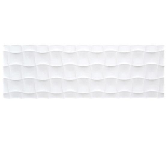 Millenium quilt blanco brillo de KERABEN | Carrelage céramique