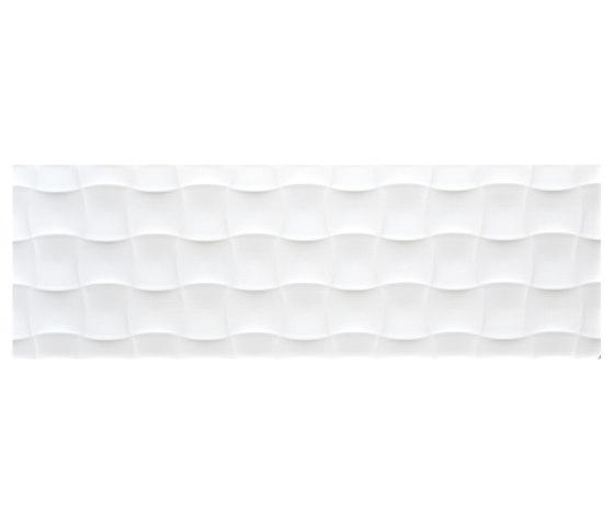 Millenium quilt blanco mate by KERABEN | Ceramic tiles