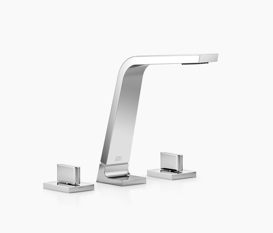 CL.1 - Three-hole basin mixer by Dornbracht | Wash basin taps