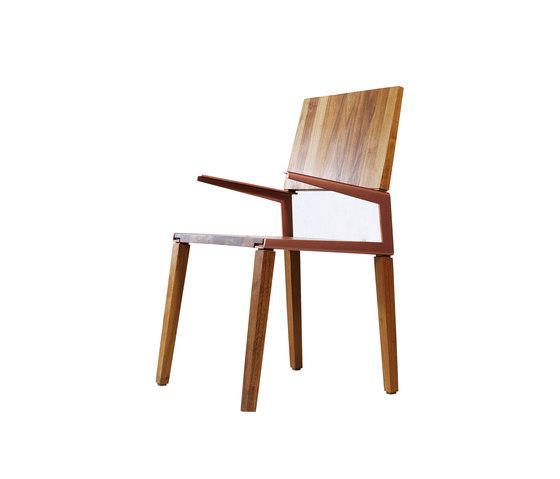 L chair de Hookl und Stool | Sillas