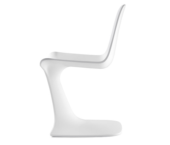 Lust Chair by MDF Italia | Chairs