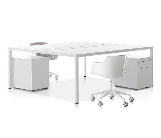 Desk 3.0 de MDF Italia | Bureaux