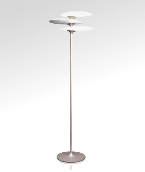 Coral Reef Floor by QisDesign | Free-standing lights