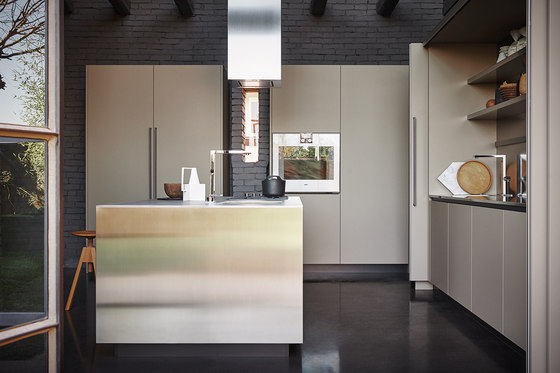 Maxima 2.2 | OPEN TECHNOLOGY by Cesar | Fitted kitchens