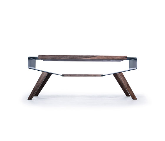 Polyline no2 Coffee Table de Hookl und Stool | Mesas de centro