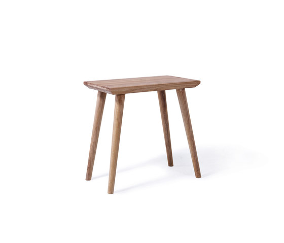 NO1 Table de Hookl und Stool | Mesas auxiliares