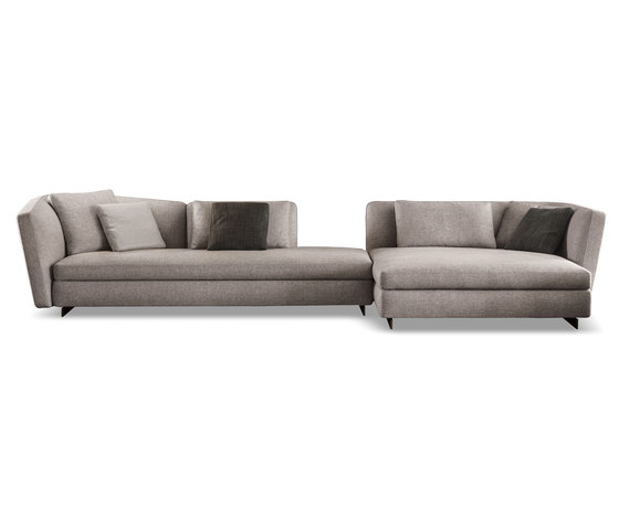 seymour modular sofa systems from minotti architonic. Black Bedroom Furniture Sets. Home Design Ideas