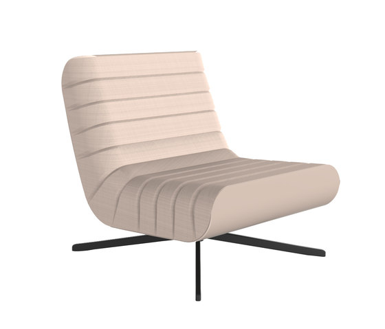 Riffel Lounge Armchair by Rossin | Lounge chairs