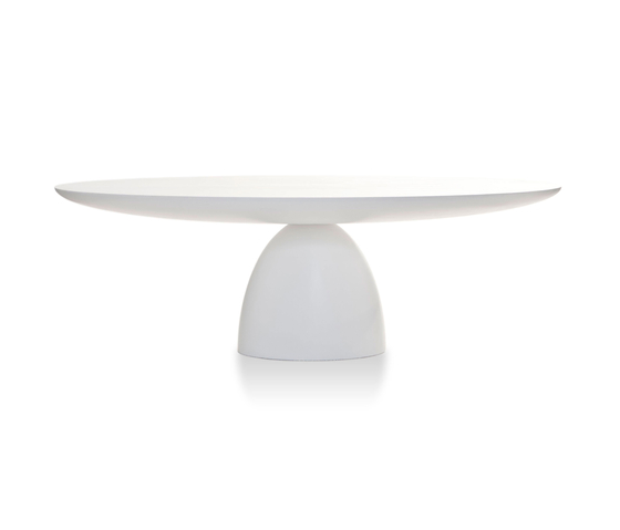 Ellipse Table by PORRO | Restaurant tables
