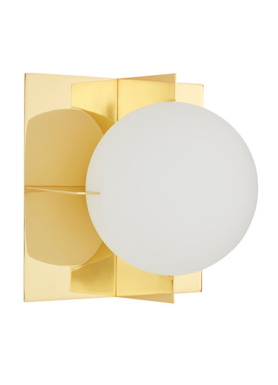 Plane Surface Light de Tom Dixon | Lámparas de pared