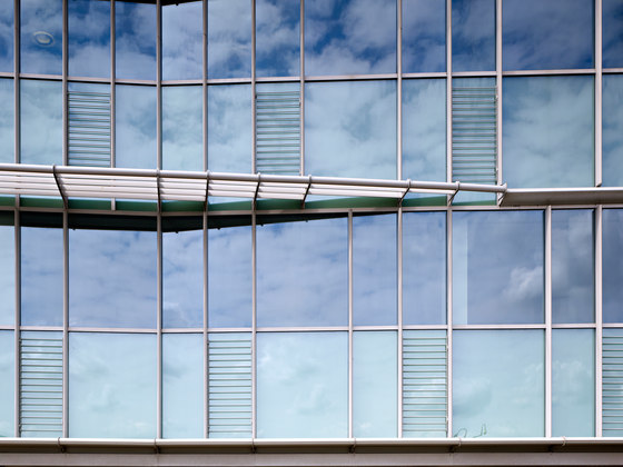 Forster thermfix vario EI30 | Fire-resistant curtain wall by Forster Profile Systems | Facade systems
