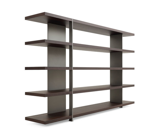 Bristol System Bookcase by Poliform | Shelving