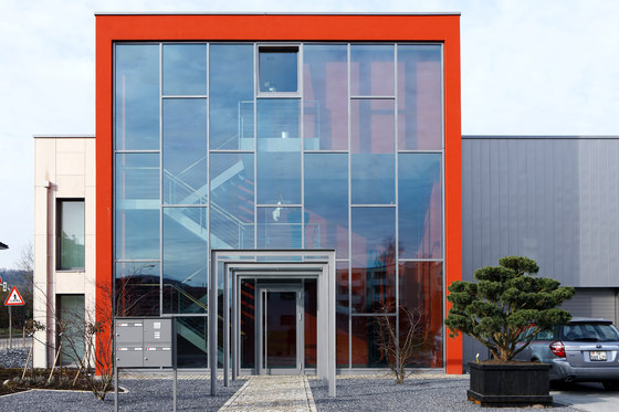 Forster thermfix vario   Transom/mullion facade by Forster Profile Systems   Facade systems