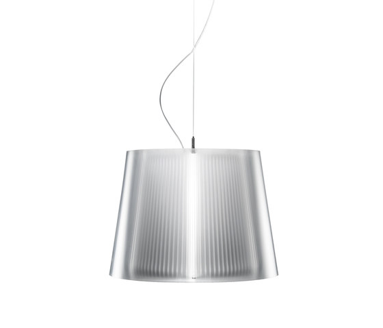 Liza suspension by Slamp   Suspended lights