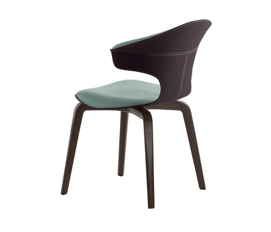 Montera Armchair Chairs From Poltrona Frau Architonic