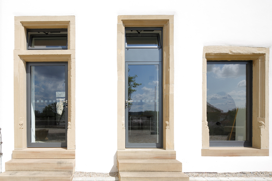 Forster unico | Door by Forster Profile Systems | Window types