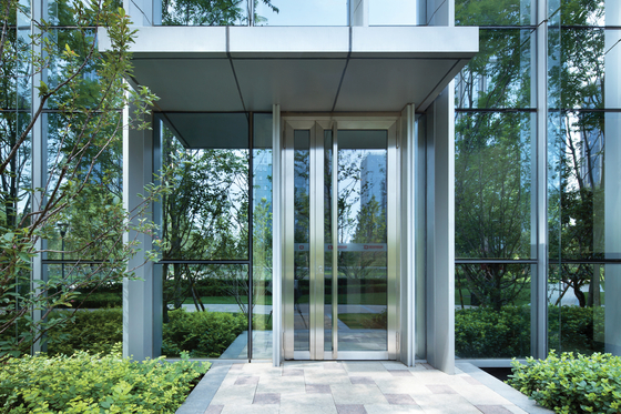 Forster unico | Door by Forster Profile Systems | Entrance doors