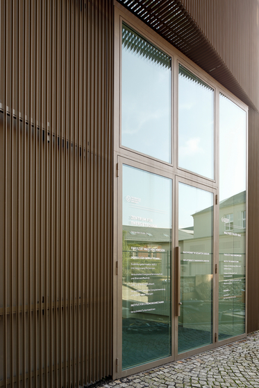 Forster unico | Door de Forster Profile Systems | Puertas patio