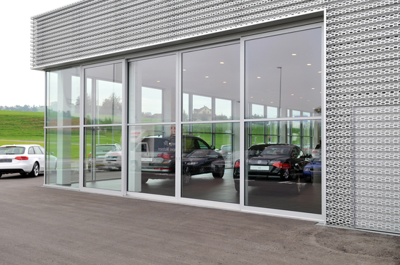 Forster unico | Lift-up sliding door by Forster Profile Systems | Window types