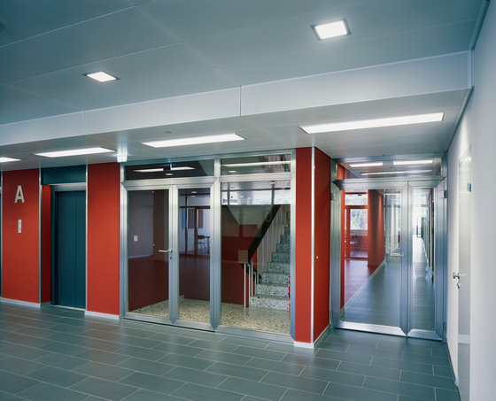 Forster fuego light EI30 | Fire-resistant door by Forster Profile Systems | Internal doors