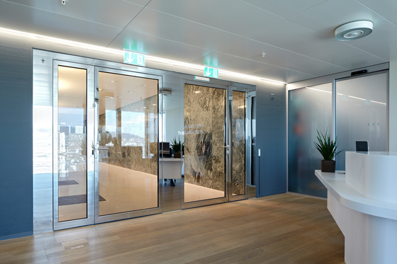 Forster fuego light EI30   Fire-resistant door by Forster Profile Systems   Internal doors