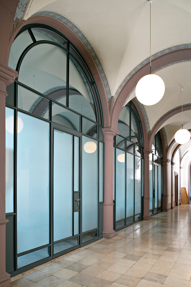 Forster presto RS | Fire-resistant door by Forster Profile Systems | Internal doors