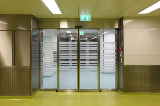 Forster fuego light EI30 | Fire-rated sliding door by Forster Profile Systems | Internal doors