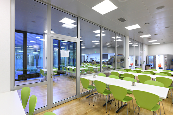 Forster fuego light EI30 | Fire proofing systems by Forster Profile Systems | Internal doors