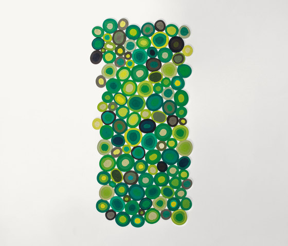 Ellissi by Paola Lenti | Outdoor rugs
